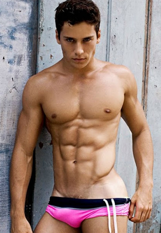 models shirtless male Hot