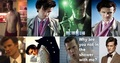Matt Smith Background  - matt-smith-the-doctor photo