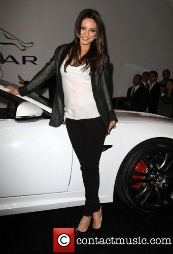 "Mila @ 2011 ""Los Angeles Auto Show"" - California, U.S.A"