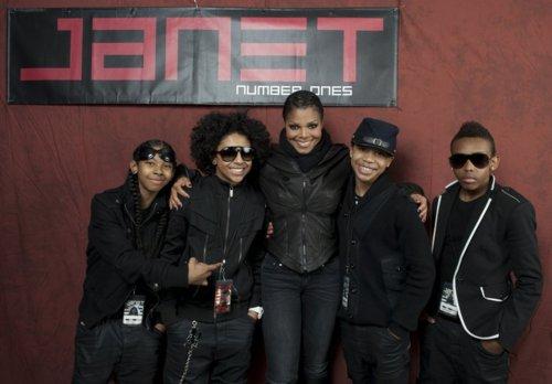 Mindless Behavior with Janet Jackson