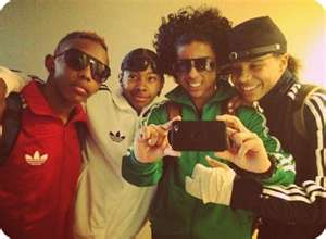 Mindless behavior cute as ever