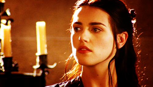 The Girls From BBC Merlin wallpaper entitled Morgana Pendragon