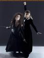 Narcissa and Bellatrix promo pics