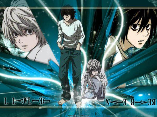 death note near and l - photo #22