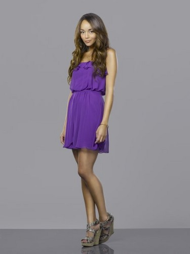 New Cast Promotional các bức ảnh - Ashley Madekwe
