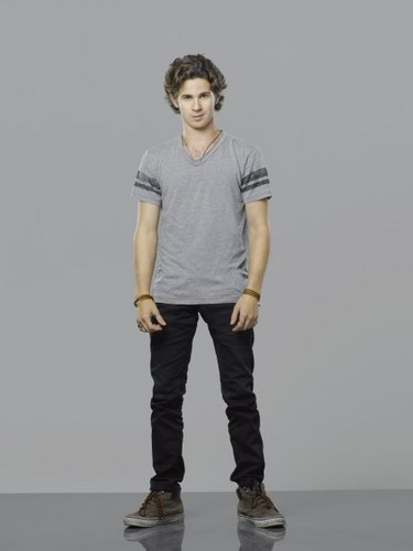 Revenge wallpaper with a pantleg and bellbottom trousers entitled New Cast Promotional Photos - Connor Paolo