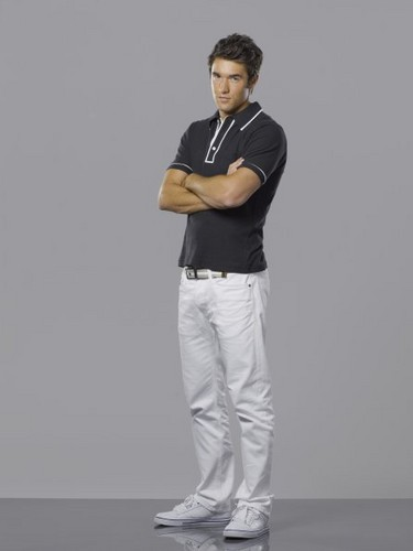 Revenge wallpaper probably containing a business suit and a well dressed person called New Cast Promotional Photos - Joshua Bowman