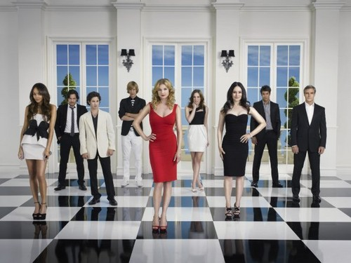 Revenge wallpaper entitled New Cast Promotional Photos