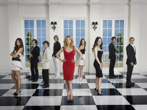 Revenge wallpaper titled New Cast Promotional Photos