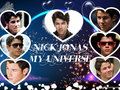 the-jonas-brothers - Nick Jonas My Universe Bye *Eloisa*Fan Made wallpaper