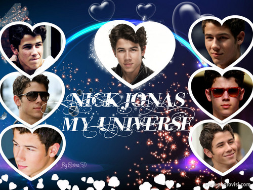 Nick Jonas My Universe Bye *Eloisa*Fan Made