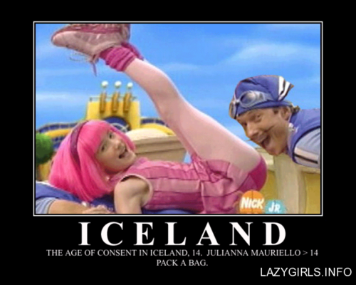 Oh, Iceland