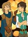 Phoebus & Flynn(/Eugene)
