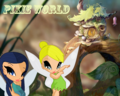 Pixie World (Tinkerbell and Silvermist) - winx-club-ocs fan art