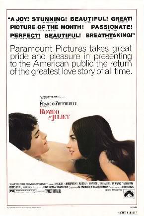 Posters - Romeo & Juliet (1968)