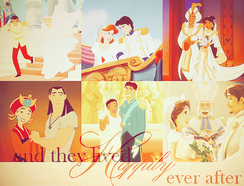 Princess's Weddings ~ ♥