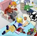 RRBZ Bedroom - powerpuff-girls-z-and-the-rowdyruff-boys-z photo