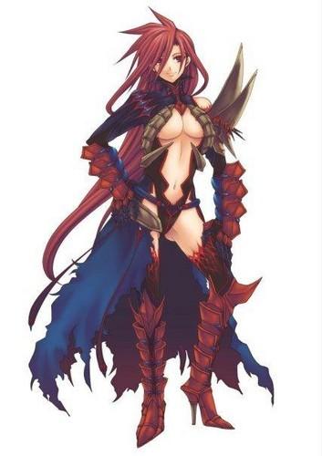Ragnarok DS-Female Dark Knight