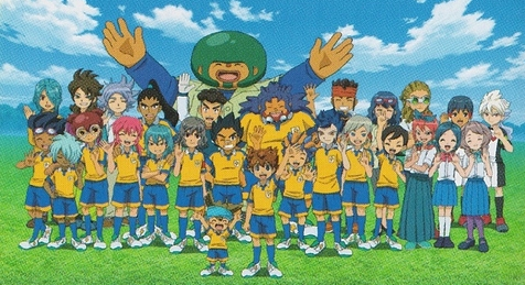 Ramon GO team with old members in the movie :D