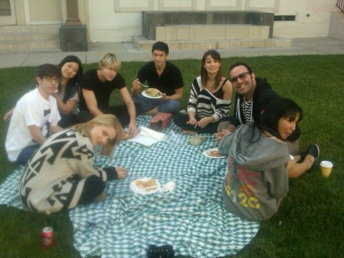 Random Chord @Glee