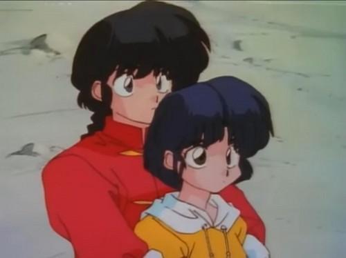 Ranma & Akane (Ranma 1 2) [ Ranma Saotome & Akane Tendo ]
