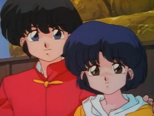 Ranma and Akane ( Ranma 12)_ Ranma Saotome & Akane Tendo