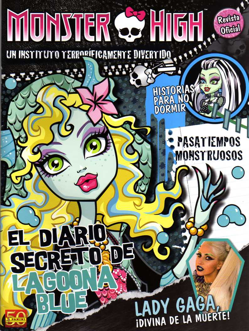 Read Monster High Magazine