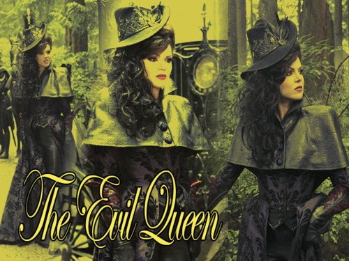 Regina/The Evil QUeen