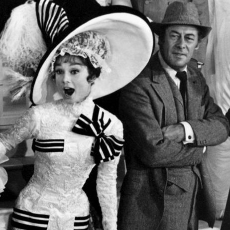 Rex Harrison in My Fair Lady