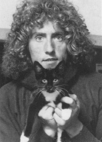 Roger & kitty - Roger Daltrey Photo (28148419) - Fanpop
