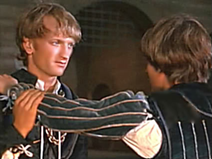 Romeo & Mercutio - 1968 Romeo and Juliet by Franco ...