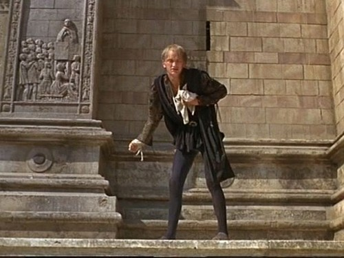 Romeo, Mercutio, & Benvolio