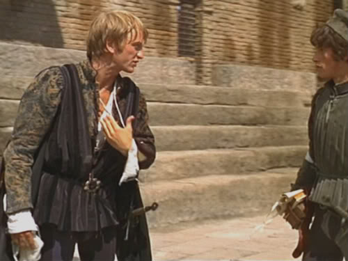 and mercutio relationship