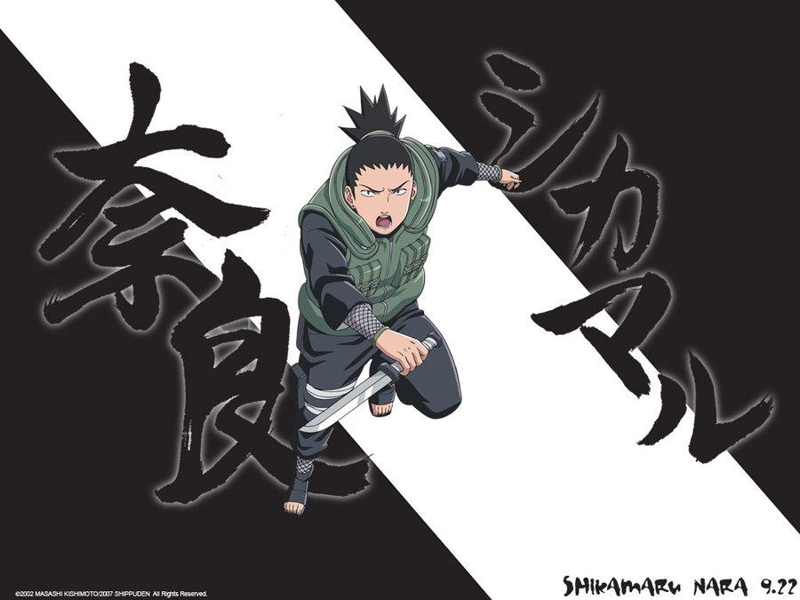 Shikamaru - Shikamaru Wallpaper (28140646) - Fanpop