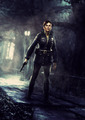Silent Hill: Downpour Character Art ■Anne Cunningham