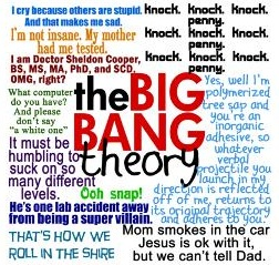 TBBT Funniest Quotes