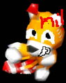 Tails Doll is fake and dumb.