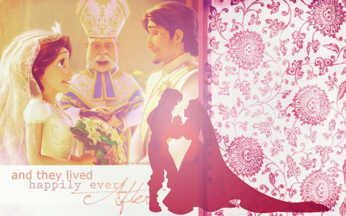 Tangled Ever After ~ ♥