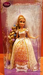 Tangled Ever After doll