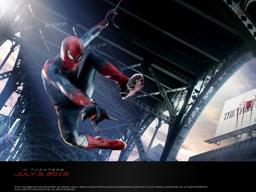 The Amazing Spider-Man [2012] - upcoming-movies Wallpaper