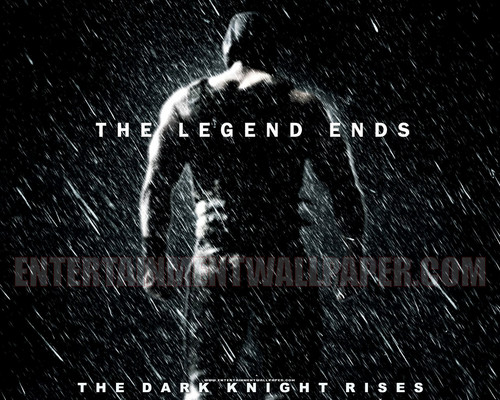 The Dark Knight Rises [2012] - upcoming-movies Wallpaper