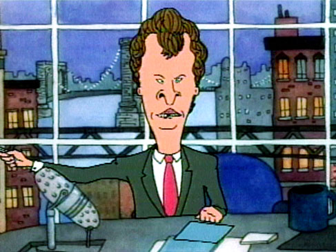 The Many Faces of Beavis & Butthead - beavis-and-butthead Photo