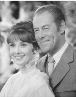 The Professor and Eliza - rex-harrison-as-henry-higgins Photo