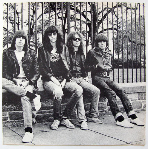The Ramones  - the-ramones Photo
