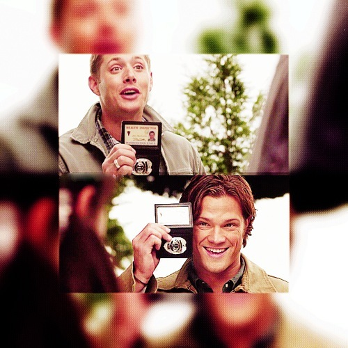 The Winchesters <3