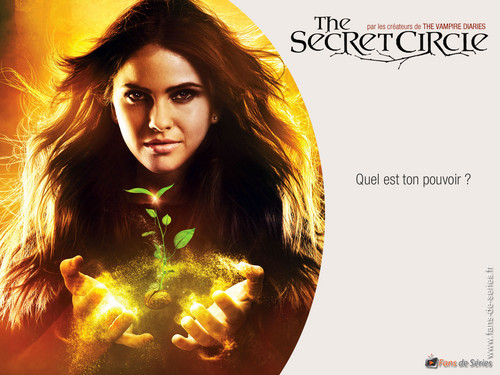The Secret サークル, 円 (TV Show) 壁紙 probably containing a portrait titled The secret サークル, 円