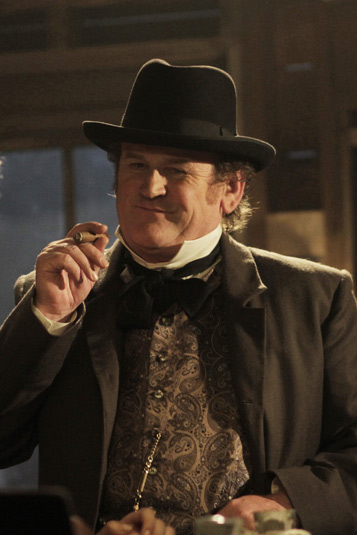 Colm meaney in episode 9 hell on wheels photo 28156619 fanpop