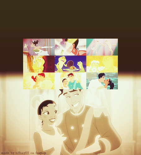 Tiana & Naveen~ ♥ - disney-princess Photo