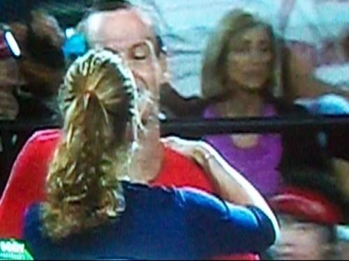 Tomas Berdych and Petra Kvitova won Hupman Cup Kiss