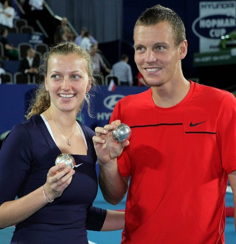 Kvitova body : before weight loss and after - Tennis Photo ...